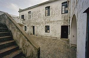 Fort Apollonia - Image: Overzicht binnenplaats Beyin 20374969 RCE
