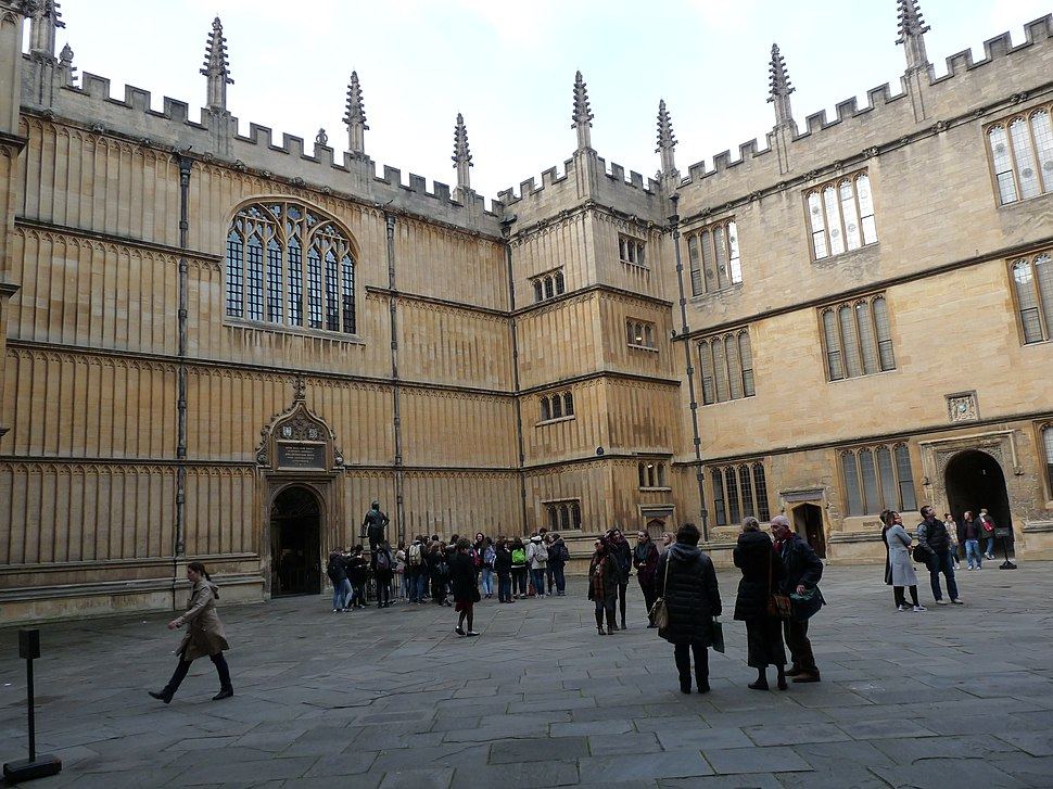 Oxford stad 2016 06