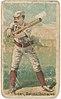 Oyster Burns, Baltimore Orioles, baseball card portrait LCCN2007680788.jpg