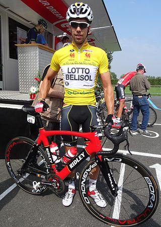 Péronnes-lez-Antoing (Antoing) - Tour de Wallonie, étape 2, 27 juillet 2014, départ (C081).JPG