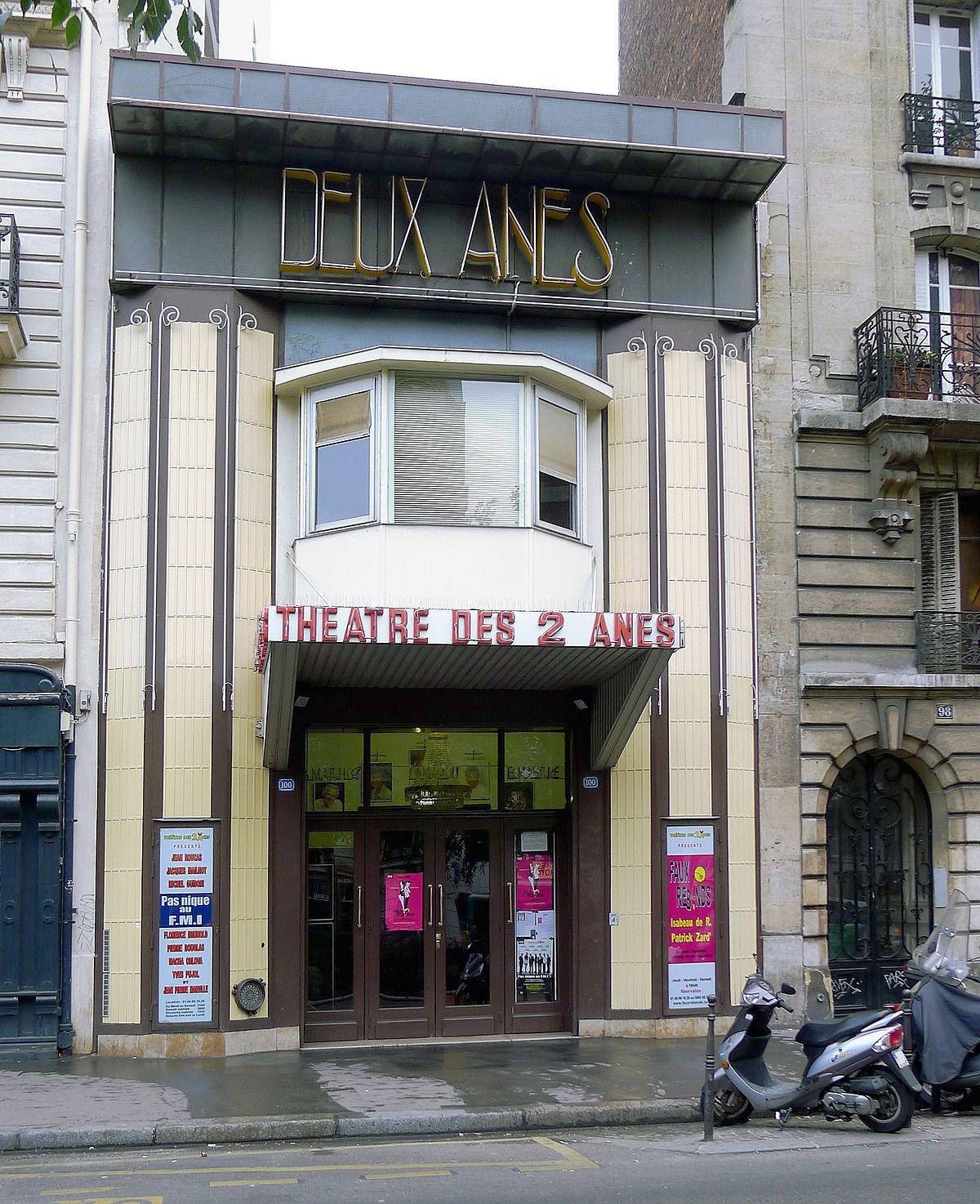 salle theatre des 2 anes