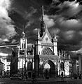 P1300869 Paris X eglise St-Laurent bw rwk.jpg