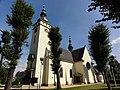 POL Bielsko-Biała Wapienica Kościół św. Franciszka z Asyżu 2.JPG