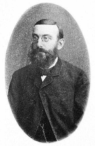 Wilhelm Pfeffer - Wilhelm Pfeffer (1845-1920)