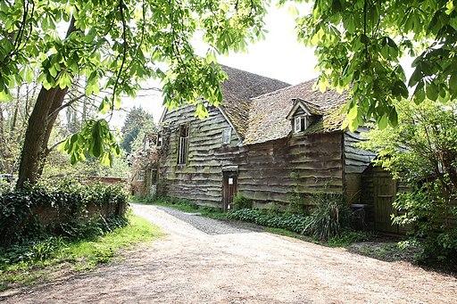 Padworth Mill - geograph.org.uk - 2391813
