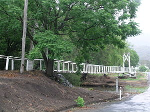 Pages River - Pages River at Murrurundi