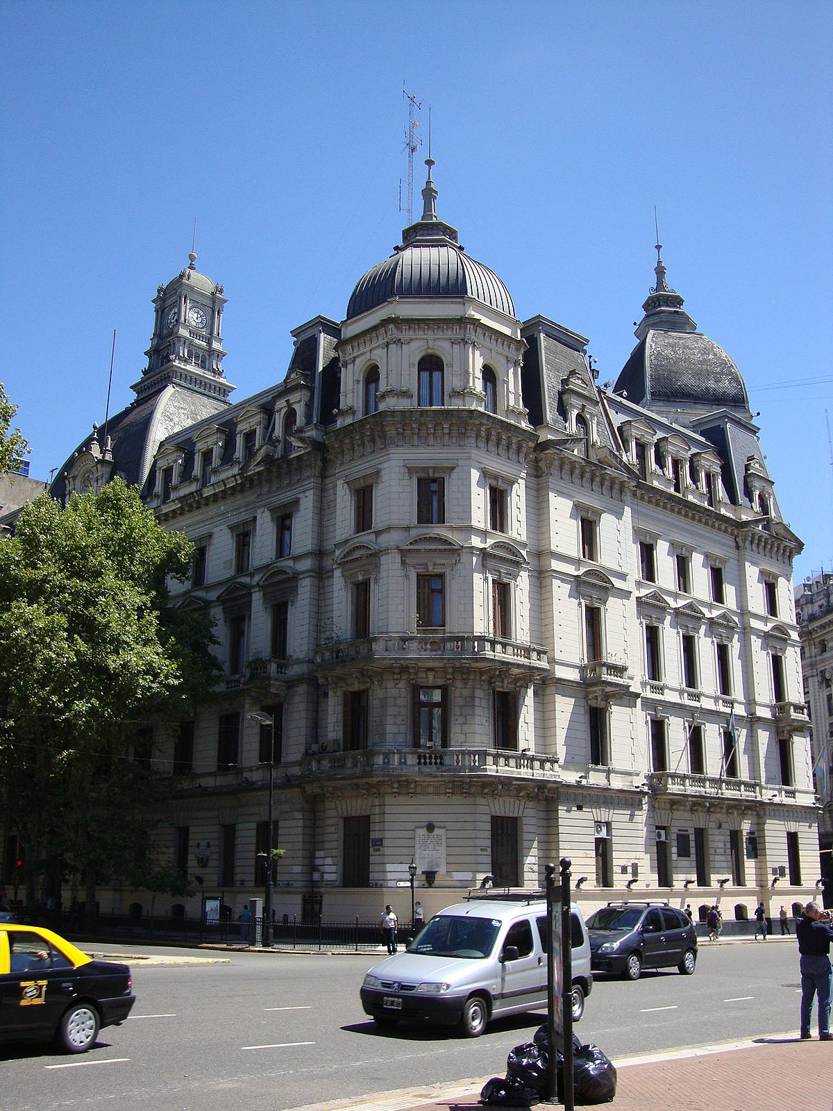 Cost To Build A House >> Buenos Aires City Hall - Wikipedia
