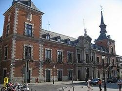 PROPUESTAS DE RULADA DE LA COMUNIDAD DE MADRID - DOMINGO 8 DE MARZO 250px-Palacio_de_Santa_Cruz3