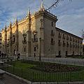 Palacio de Santa Cruz (Valladolid). Fachada.jpg