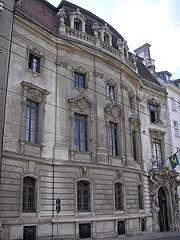Palais Rothschild Vienna June 2006 003