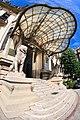 Palatul Cantacuzino - Vedere Intrare Fisheye.jpg