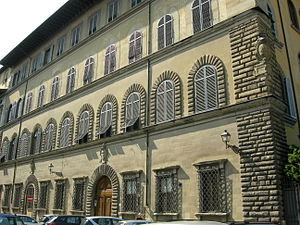 Palazzo Torrigiani Del Nero - Palazzo Torrigiani Del Nero.