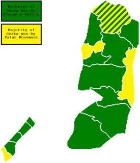 2006 Palestinian legislative election election