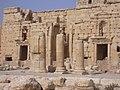 Palmyra (Tadmor), Baal Tempel (37989285954).jpg