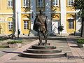 Pancevo-duke Stevan Supljikac statue.jpg