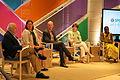 Panel on food security at Spotlight Health Aspen Ideas Festival 2015.JPG