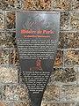 Panneau Histoire Paris Cimetière Montmartre Avenue Rachel - Paris XVIII (FR75) - 2021-08-04 - 1.jpg