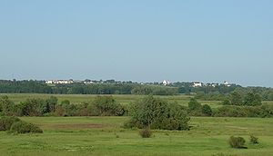 Panorama Drohiczyna