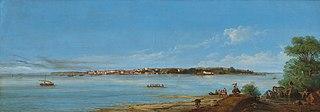 Panorama de São Luiz do Maranhão