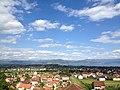 Panorama of Struga, with Lake Ohrid in background.jpg