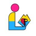 Panromantic Pride Library Logo 2.png