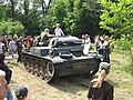 Panzerkampfwagen II during the VII Aircraft Picnic in Kraków.jpg