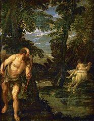 Hercules, Deianira and the Centaur Nessus