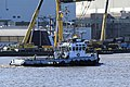 Papenburg - Meyer - AIDAnova un-docking 024 ies.jpg