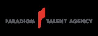 Paradigm Talent Agency American talent agency