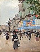 Paris, rue du Havre by Jean Béraud - National Gallery of Art.jpg