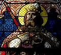 Paris (75017) Notre-Dame-de-Compassion Chapelle royale Saint-Ferdinand Vitrail 21.JPG