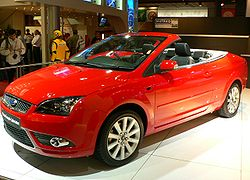 Paris 2006 - Ford Focus CC.JPG