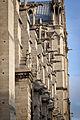 Paris Notre Dame cathedral south facade z gargoyles.jpg