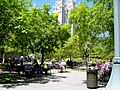 Park at Temple Square Salt Lake City UT - panoramio.jpg