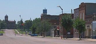 Parker, South Dakota - Image: Parker, South Dakota 5