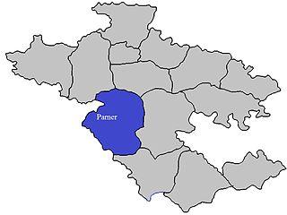 Parner taluka Tehsil in Maharashtra, India