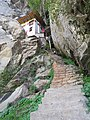 Paro Taktsang, Taktsang Palphug Monastery, Tiger's Nest -views from the trekking path- during LGFC - Bhutan 2019 (149).jpg
