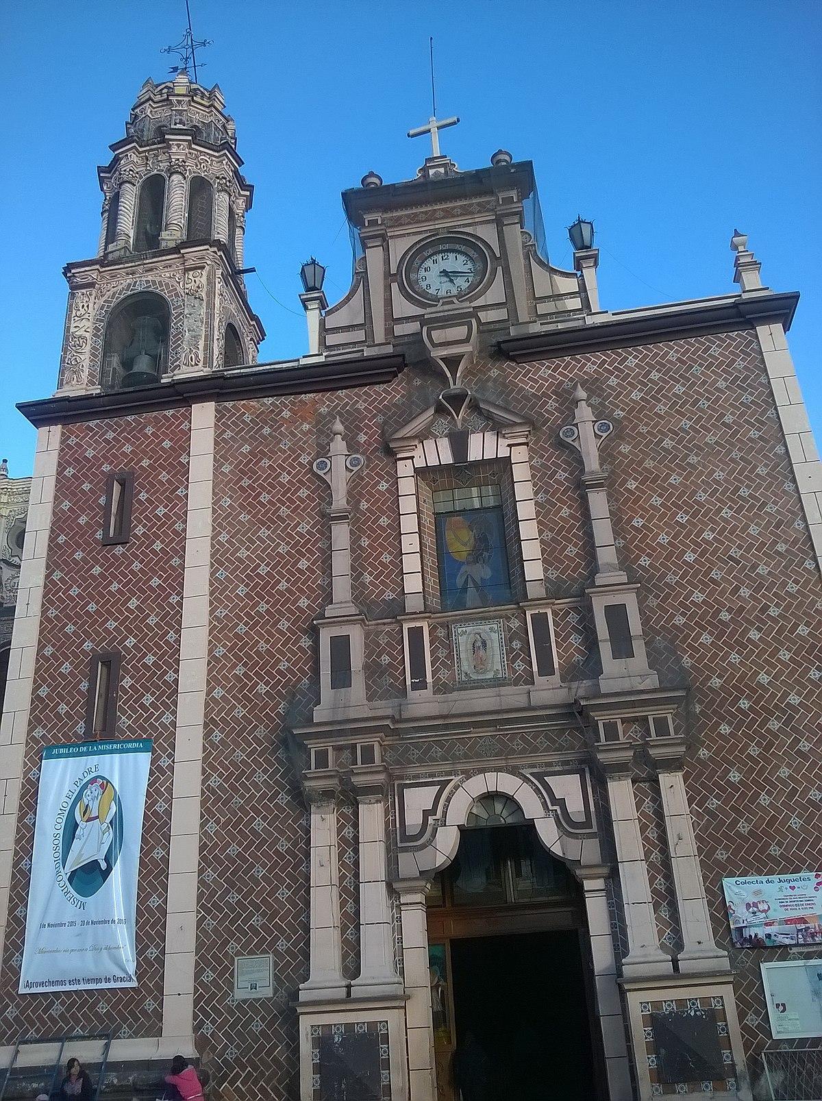 459919b5be6e San Martín Texmelucan - Wikipedia, la enciclopedia libre