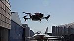 Parrot AR.Drone 2.0 & Dassault Rafale.jpg