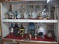 Parvati Peshwa Museum lamps.jpg
