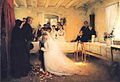 Pascal Dagnan-Bouveret - Blessing of the Young Couple Before Marriage.JPG