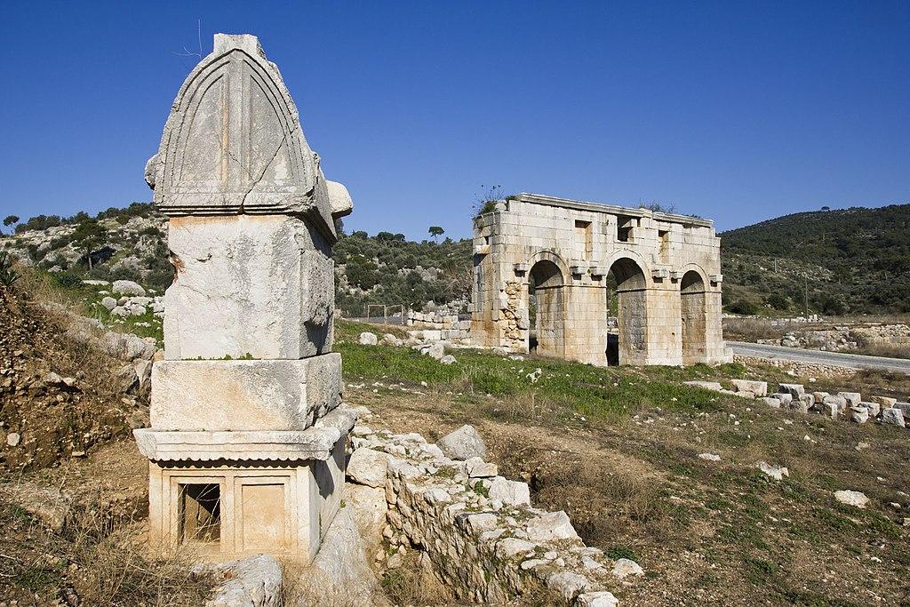 Patara Ruins (7023429755)