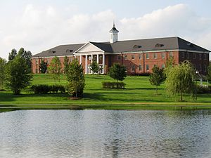 Patrick Henry College - Wikipedia, the free encyclopedia
