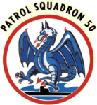 Patrol Squadron 50 (US Navy) insignia 1953.png