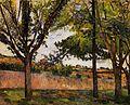 Paul Cezanne At Jas de Bouffan.jpg