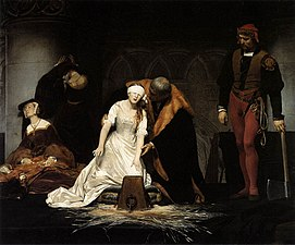 Paul Delaroche - The Execution of Lady Jane Grey.jpg