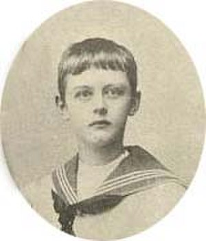 Duke Paul Frederick of Mecklenburg (1882–1904) - Image: Paul Frederick of Mecklenburg