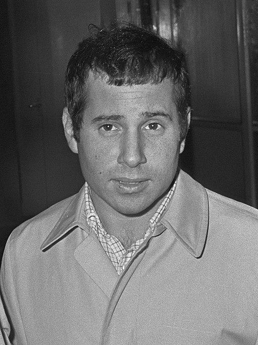 Paul Simon in 1966