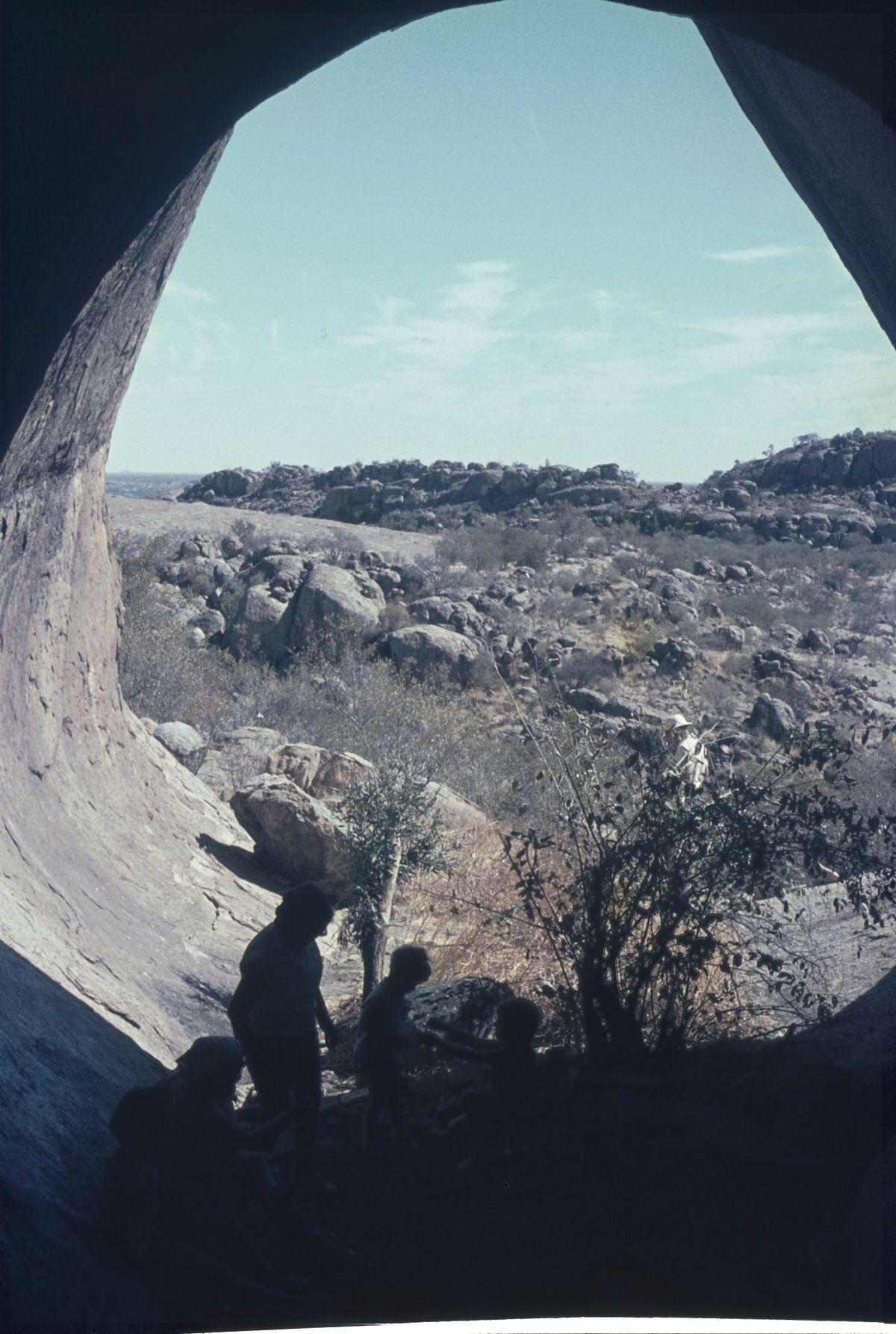 Höhle Englisch