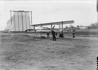 Paulhan biplane